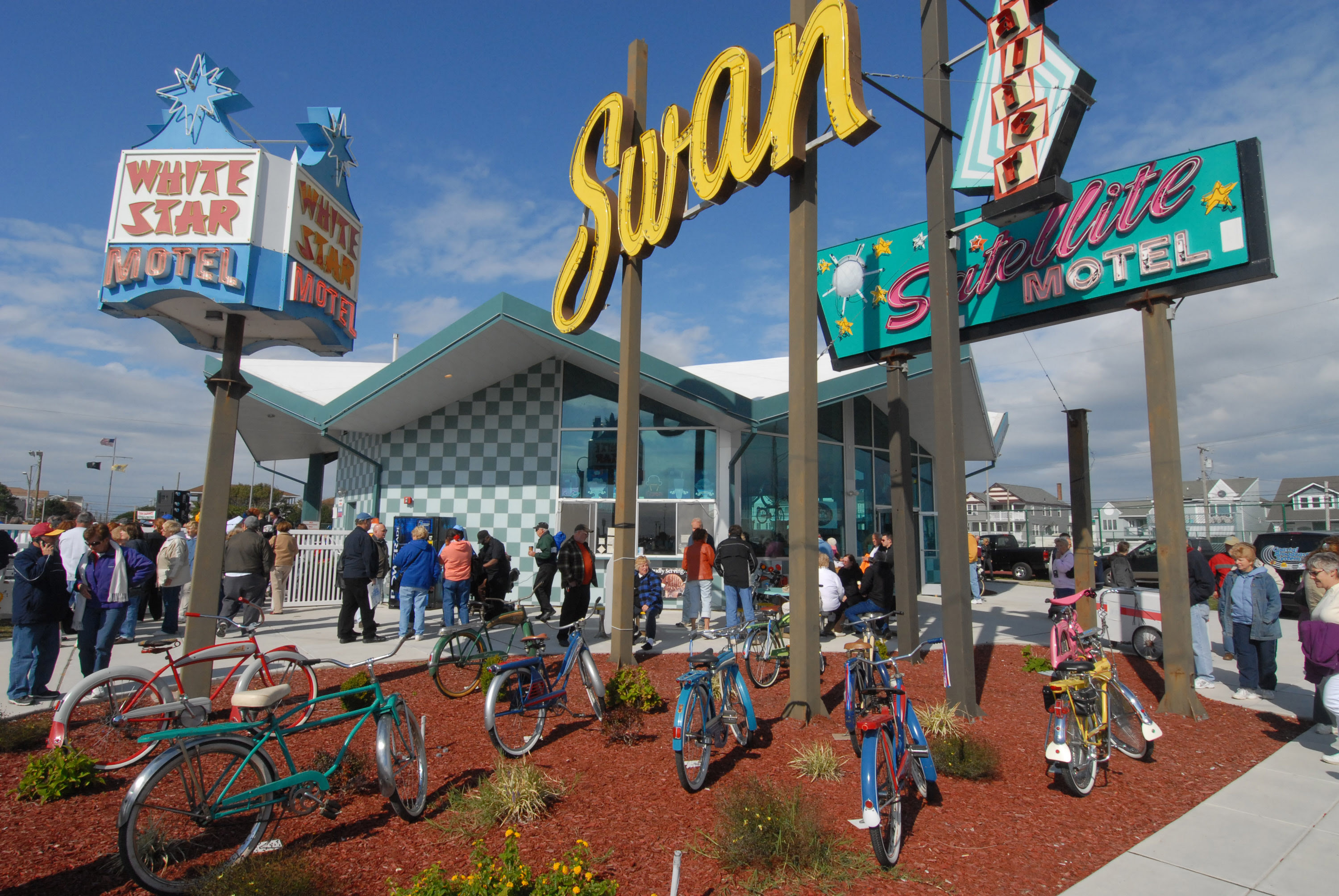 an introduction to the vacation spot in wildwood new jersey