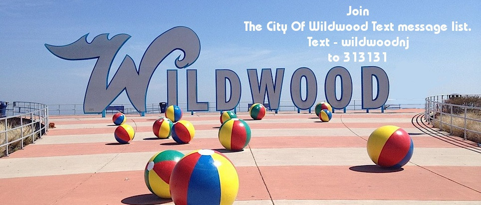 wildwood sign texting