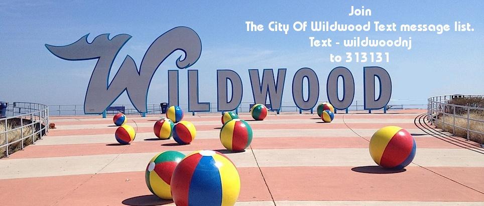 wildwood sign texting