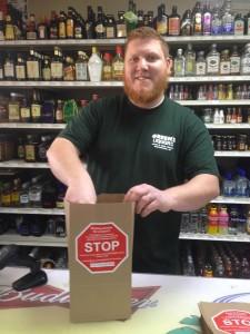Steve Stone, Green's Liquors
