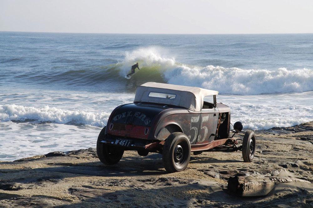 The Race of Gentlemen\' Vintage Car & Motorcycle Beach Drag Races 06 ...