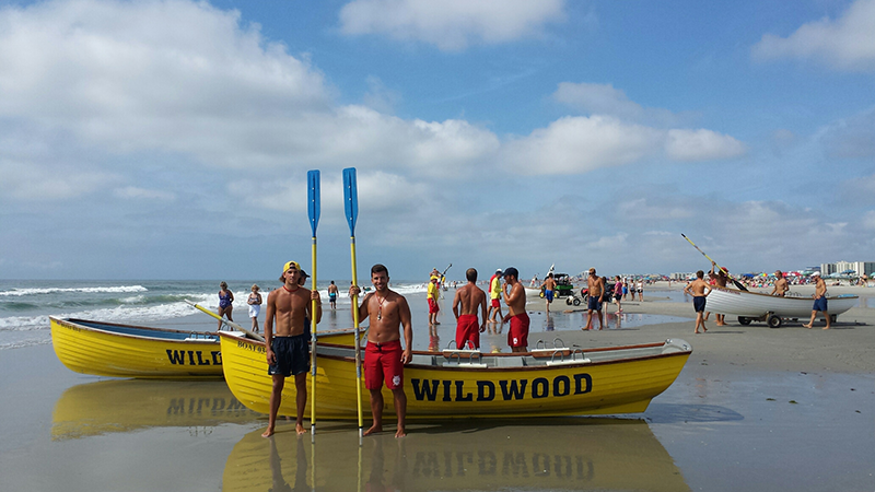 wildwood beach patrol