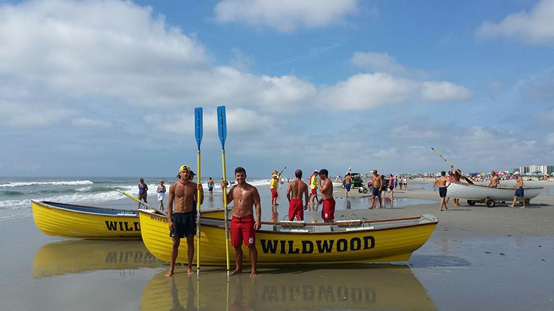 wildwood beach patrol