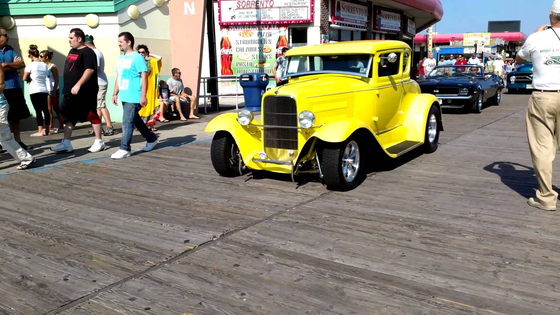 This Weekend Is The Annual The Spring Boardwalk Classic Car Show - Car shows in nj